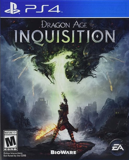 Dragon Age Inquisition - Jogo para Playstation 4
