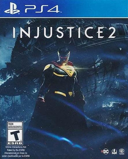 Injustice 2 - Jogo para Playstation 4