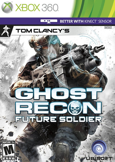 Ghost Recon : Future Soldier - Jogo para Xbox 360 / Xbox One