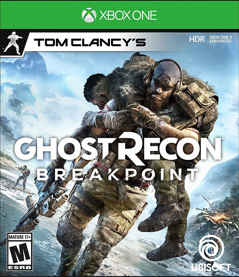Ghost Recon Breakpoint - Jogo para Xbox One