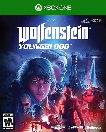 Wolfenstein Youngblood - Jogo para Xbox One