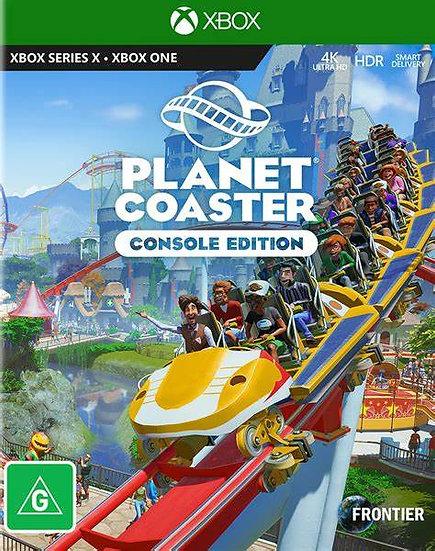 Planet Coaster - Jogo para Xbox One