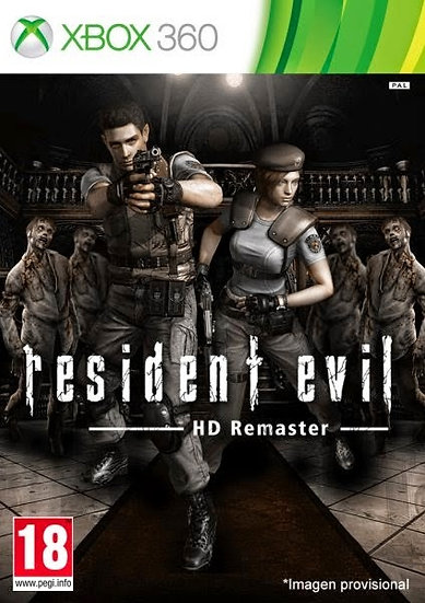 Resident Evil 1 - Jogo Original para Xbox 360
