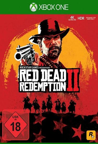 Red Dead Redemption 2 - Jogo para Xbox One
