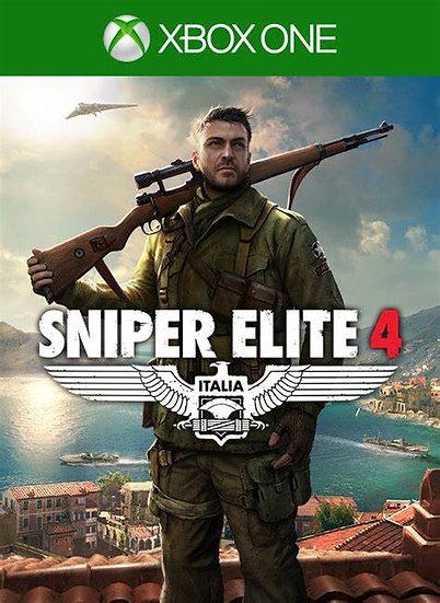 Sniper Elite 4 - Jogo para Xbox One