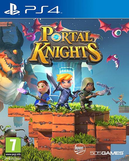 Portal Knights - Jogo para Playstation 4