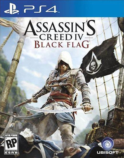 Assassins Creed Blackflag - Jogo para Playstation 4