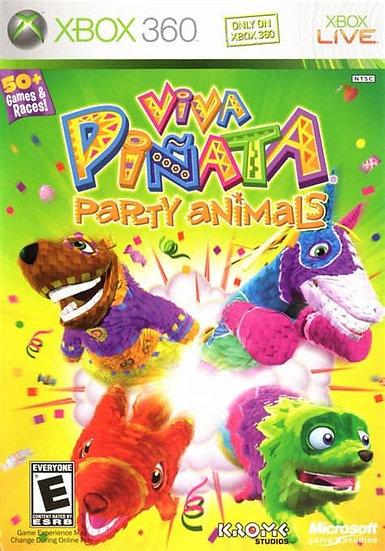 Viva Pinata: Party Animals - Jogo para Xbox 360