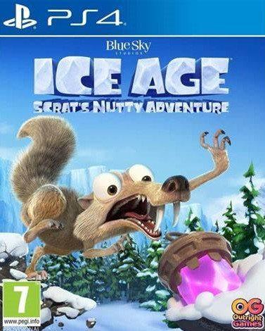 Ice Age: Scrat's Nutty Adventure - Jogo para Playstation 4