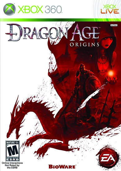 Dragon Age: Origins - Jogo para Xbox 360 / Xbox One