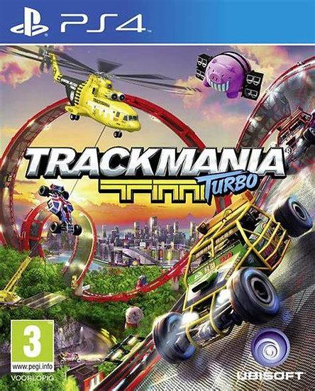 Trackmania Turbo - Jogo para Playstation 4