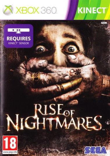 Rise of Nightmares - Jogo Original para Xbox 360