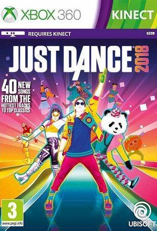 Just Dance 18 - Jogo Original para Xbox 360