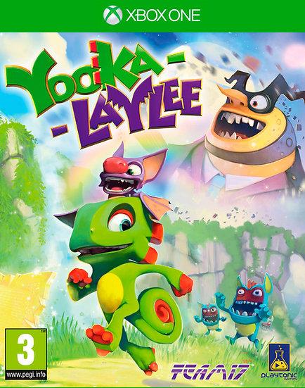 Yooka Laylee - Jogo para Playstation 4