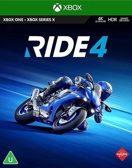 Ride 4 - Jogo para Xbox One