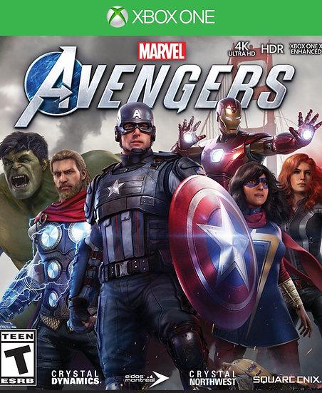 Marvel Avengers - Jogo para Xbox One