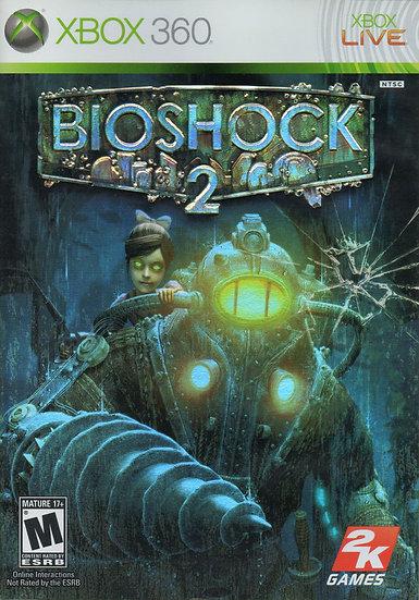 Bioshock 2 - Jogo Original para Xbox 360