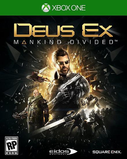 Deus Ex - Jogo para Xbox One