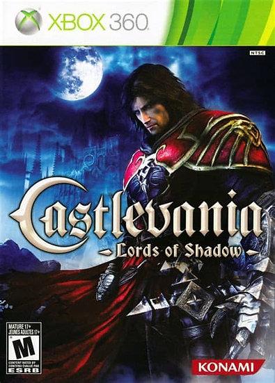 Castlevania: Lords of Shadows - Jogo Original para Xbox 360
