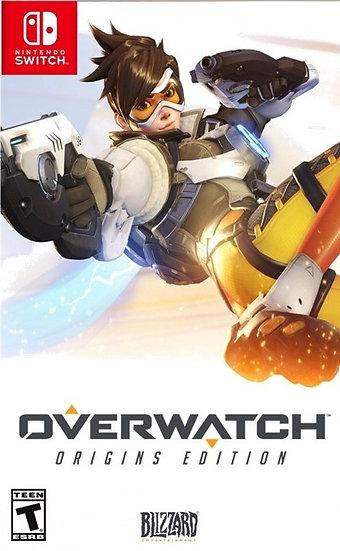 Overwatch - Jogo para Nintendo Switch