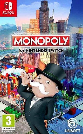 Monopoly - Jogo para Nintendo Switch