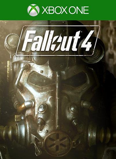 Fallout 4 - Jogo para Xbox One