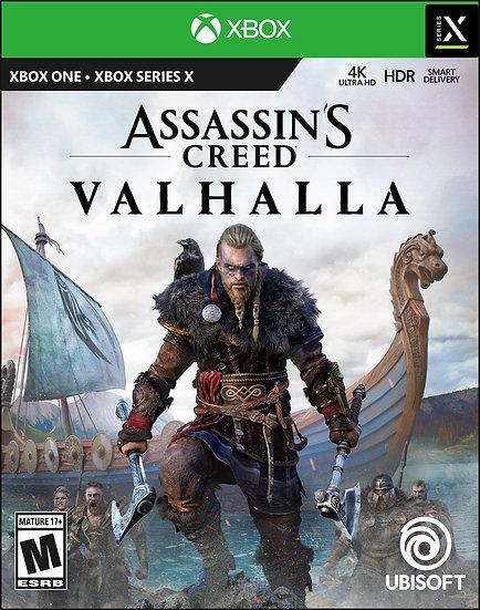 Assassins Creed Valhalla - Jogo para Xbox One