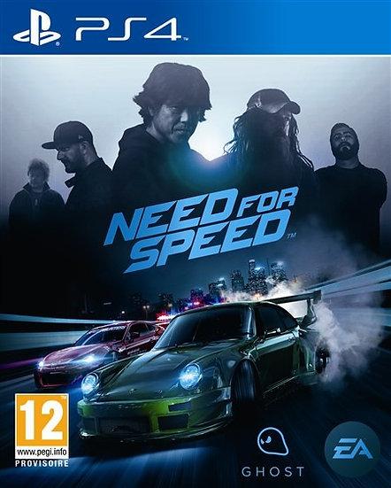 Need For Speed 2015 - Jogo para Playstation 4