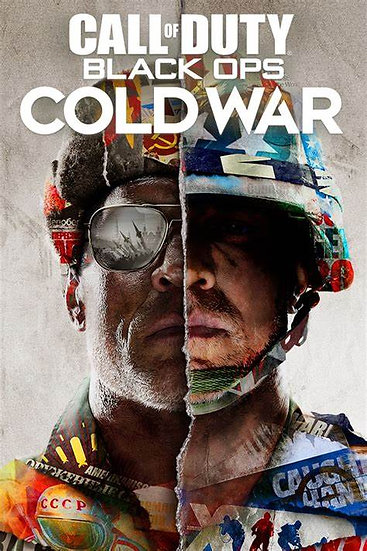 Call of Duty Black Ops Cold War - Jogo para Playstation 4