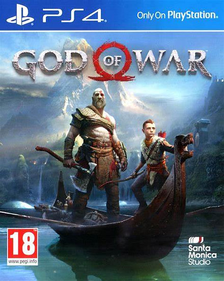 God of War 4 - Jogo para Playstation 4