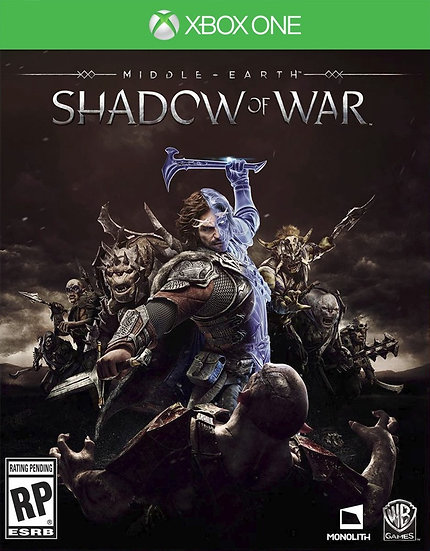 Sombras da Guerra - Jogo para Xbox One