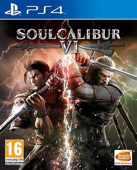 Soul Calibur VI - Jogo para Playstation 4