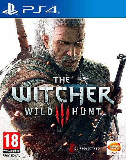 The Witcher 3 - Jogo para Playstation 4