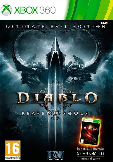 Diablo 3: Reaper of Souls - Jogo Original para Xbox 360