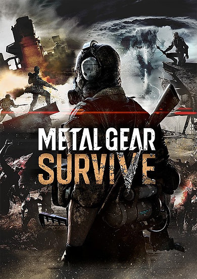 Metal Gear Survive - Jogo para Playstation 4