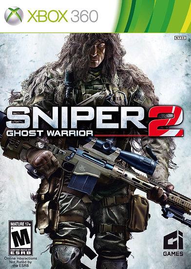 Sniper Ghost Warrior 2 - Jogo para Xbox 360 / Xbox One
