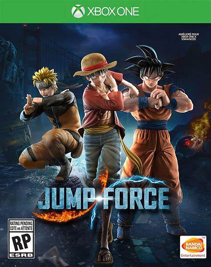 Jump Force - Jogo para Xbox One