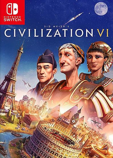 Civilization VI - Jogo para Nintendo Switch