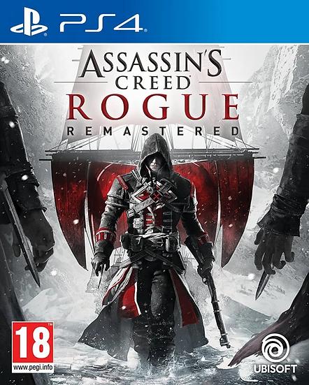 Assassins Creed Rogue Remastered - Jogo para Playstation 4