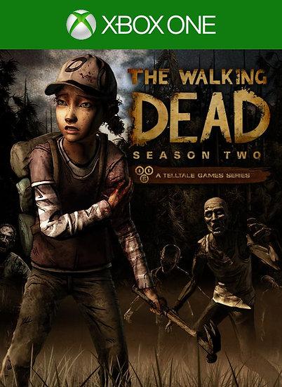 The Walking Dead: Temporada 2 - Jogo para Xbox One