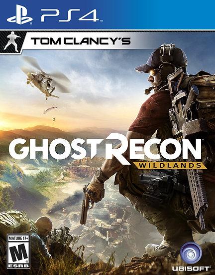 Ghost Recon Wildlands - Jogo para Playstation 4