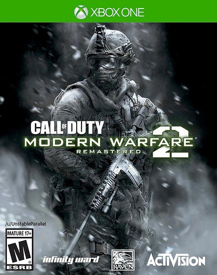 Call of Duty Modern Warfare 2 - Jogo para Xbox One
