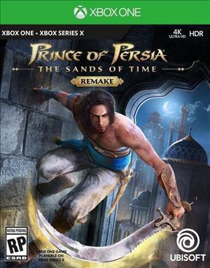 Prince of Persia Sands of Time [Remake] - Jogo para Xbox One [Pré-Venda]