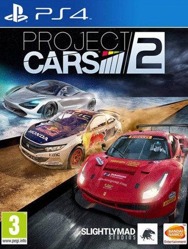 Project Cars 2 - Jogo para Playstation 4