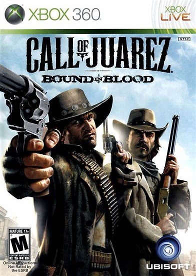 Call of Juarez: Bound in Blood  - Jogo para Xbox 360 / Xbox One