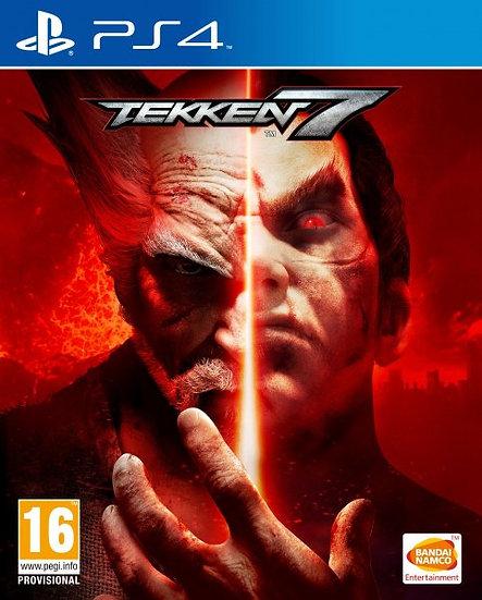 Tekken 7 - Jogo para Playstation 4