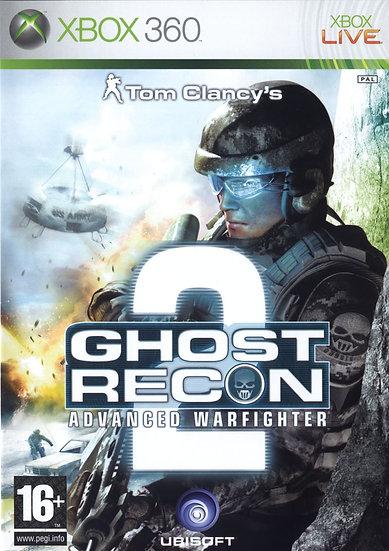 Ghost Recon : Advanced Warfighter 2 - Jogo para Xbox 360 / Xbox One