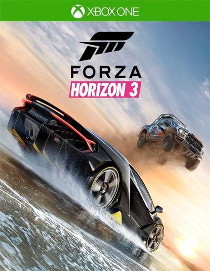 Forza Horizon 3 - Jogo para Xbox One