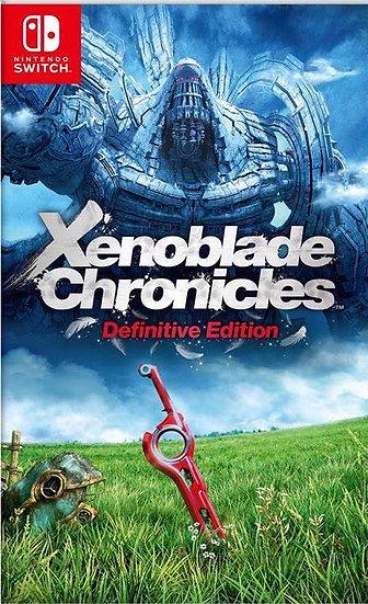 Xenoblade : Chronicles - Jogo Exclusivo Nintendo Switch
