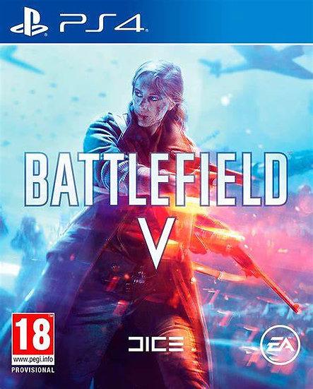 Battlefield V - Jogo para Playstation 4